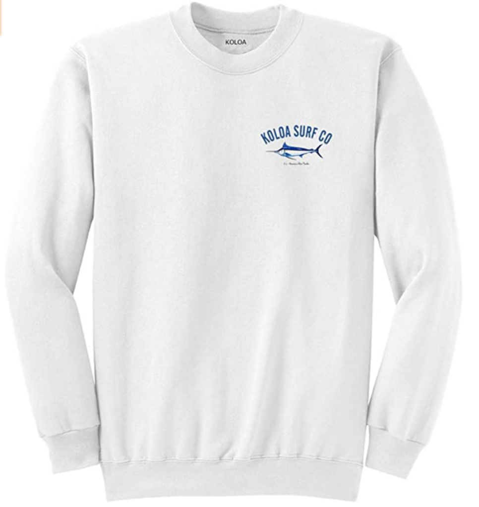Classic Crewneck Sweatshirts