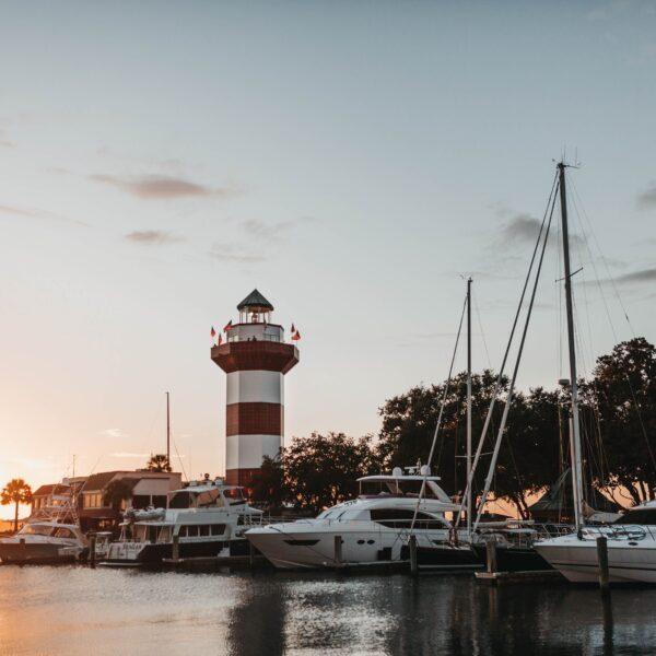 A Savannah Sunset