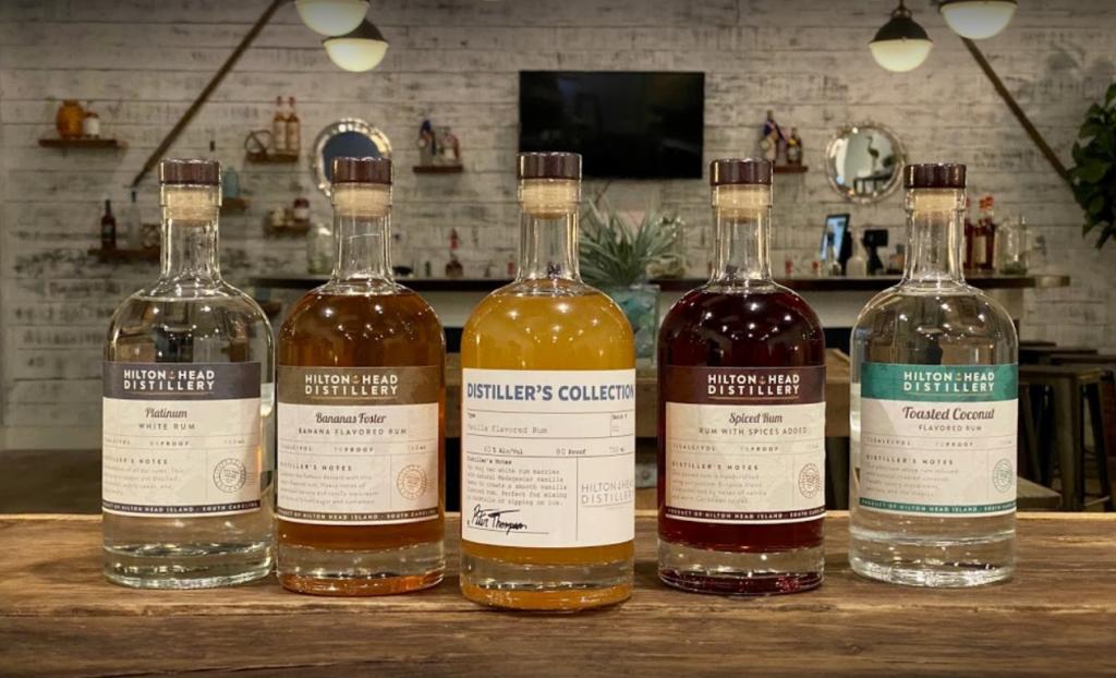 hilton head distillery spirts